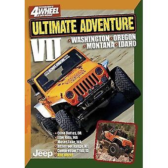 Petersen's 4Wheel Off-Road Ultimate Adventure VII [DVD] USA import