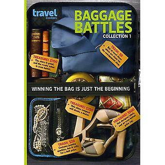 Baggage Battles -Collection 1 [DVD] USA import
