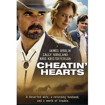 Importer des coeurs Cheatin [DVD] é.-u.