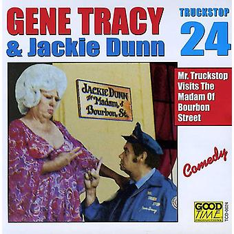 Gene Tracy - Mr. Truckstop [CD] USA import
