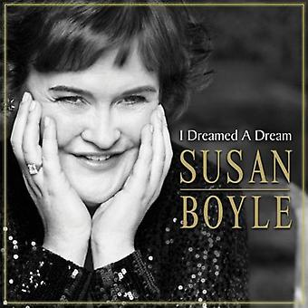 Susan Boyle - I Dreamed una importación de USA de sueño [CD]