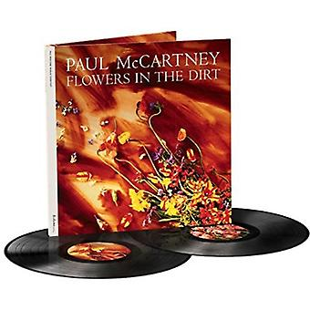 Paul McCartney - flores en la suciedad [vinilo] USA importar