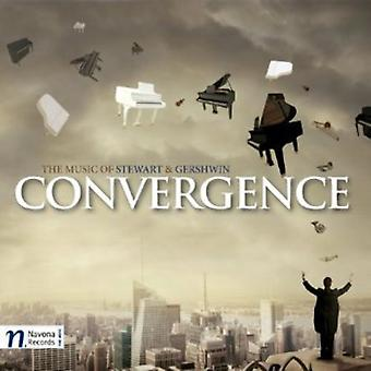 Stewart/Gershwin - Convergence [CD] USA import
