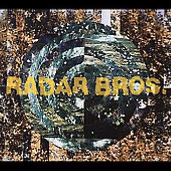 Radar Brothers - Fallen Leaf Pages [CD] USA import