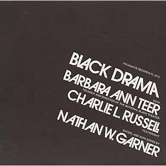 Zwarte Drama met Barbara Ann Teer & Charlie L. Rus - Black Drama met Barbara Ann Teer & Charlie L. Rus [CD] USA import