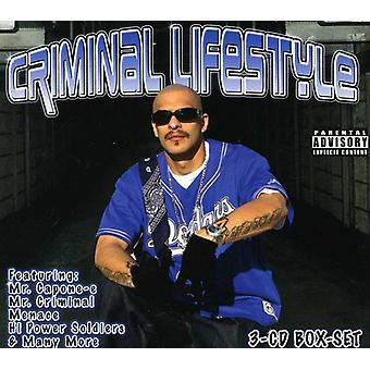 Criminal Lifestyle 3CD Box Set - Criminal Lifestyle 3CD Box Set [CD] USA import