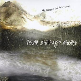 Fire shilling kort - hemmelige vann lyden [DVD] USA import