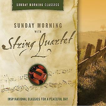 Sunday Morning with String Quartet - Sunday Morning with String Quartet [CD] USA import