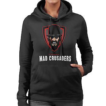 Gekke kruisvaarders taboe vrouwen Hooded Sweatshirt