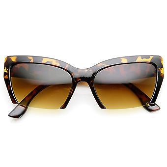 Женская мода моды полу Оправы Cat глаз очки