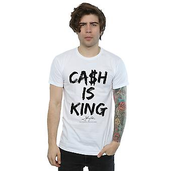 Johnny Cash Men's Cash Is King T-Shirt