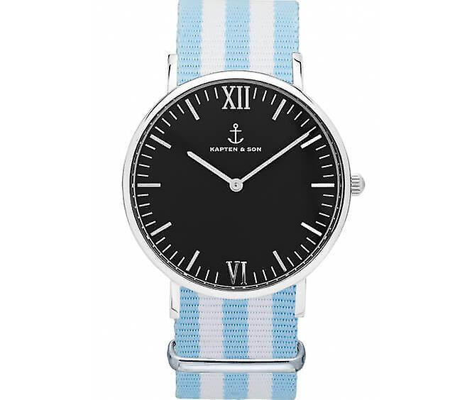 4251145224110 kapten and Son Silver Black Sky Campus