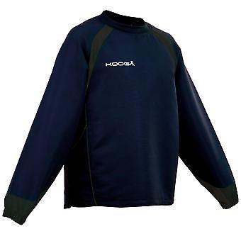 Kooga Childrens Boys Vortex II Long Sleeve Training Top