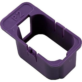 Gecko 9917-100907 Pump2 High Current Keying Enclosure - Violet