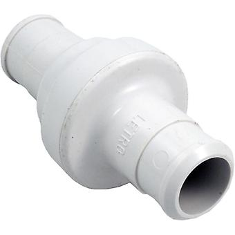 Pentair LX19 Feed Hose Swivel - White