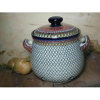 Pote de cebola, 3500 ml, 23 x 22 cm, 1 - BSN 10564