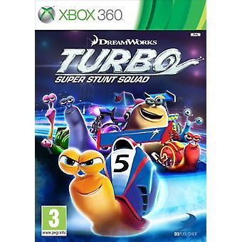 Turbo Super Stunt Squad (Xbox 360) - Usine scellée