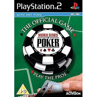 World Series of Poker (PS2) - New