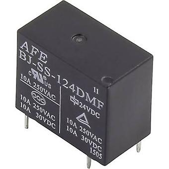 AFE BJ-SS-124DMF ממסר למזגן 24 V DC 10 A 1 maker 1 pc (עם)