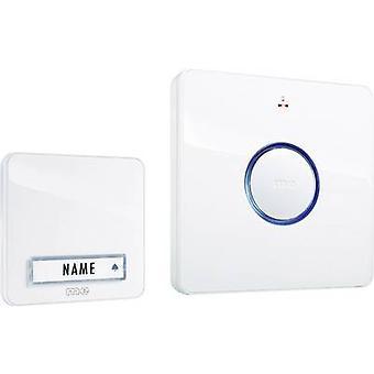 m e 現代エレクトロニクス 41095 ワイヤレス ドアベル コンプリート セット