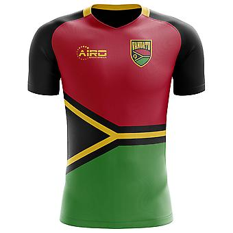 2018-2019 Vanuatu Home Concept voetbalshirt