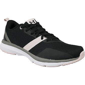 تحت درع W اضغط 3000260-001 2 المرأة اللياقة البدنية أحذية