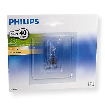 Philips Eco Halo Capsule Halogeenlamp 28W G9