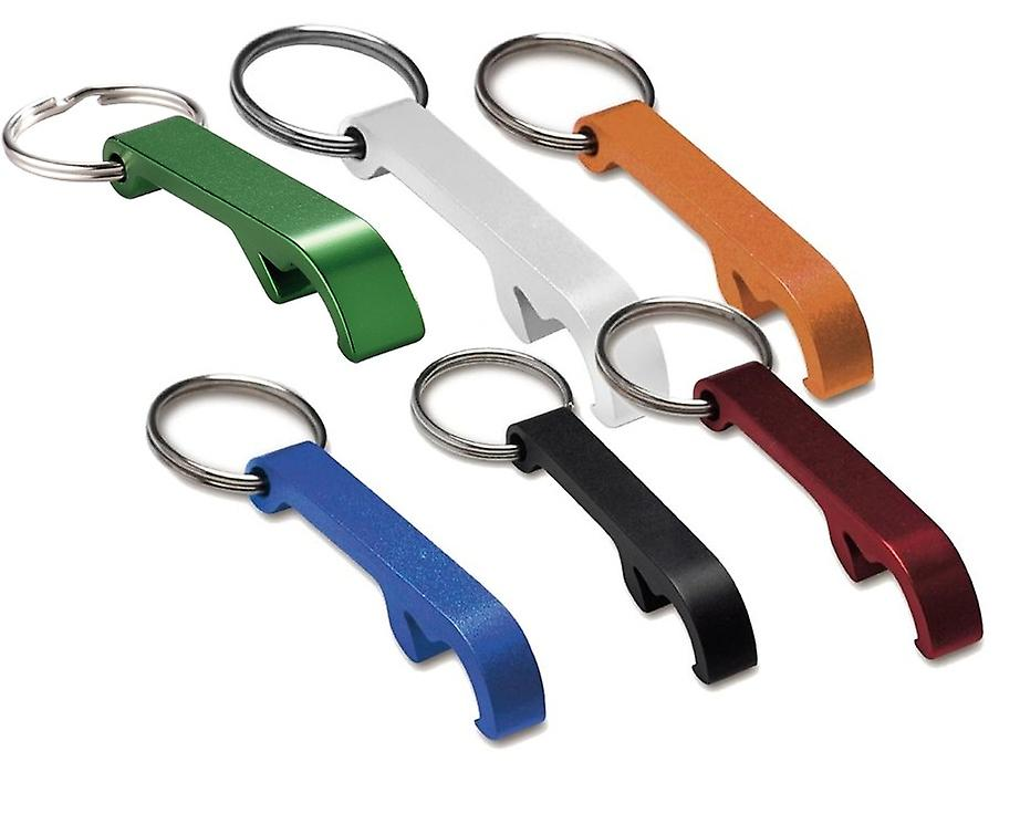 Key ring/Key chain with bottle opener (purple)