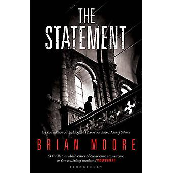 The Statement - Reissued by Brian Moore - 9781408826171 Book