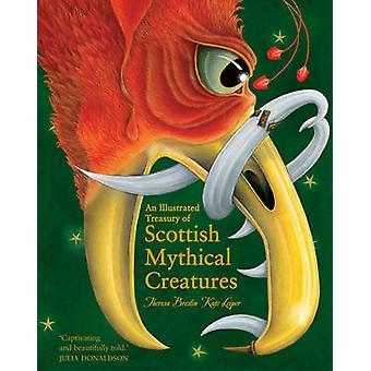Een geïllustreerde schatkamer van Schotse mythische wezens door Theresa Bre