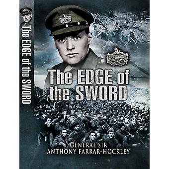 Ostrza miecza przez Farrara Anthony-Hockley - 9781844156924 książki
