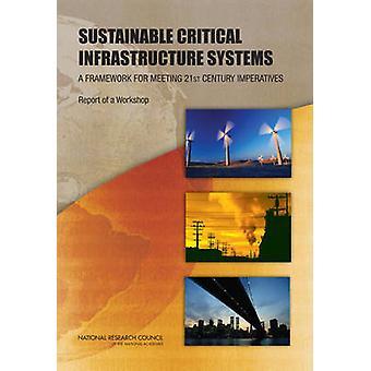 Hållbar kritiska infrastruktursystem - en ram för möte