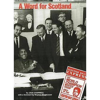 Un mot pour l'Ecosse par Jack Campbell - livre 9780946487486