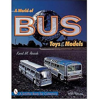 A World of Bus Toys and Models