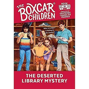 Det övergivna bibliotek mysteriet (Boxcar barn)