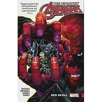 Vengadores uncanny: Unidad Vol. 4: cráneo rojo (los Vengadores Uncanny: unidad)