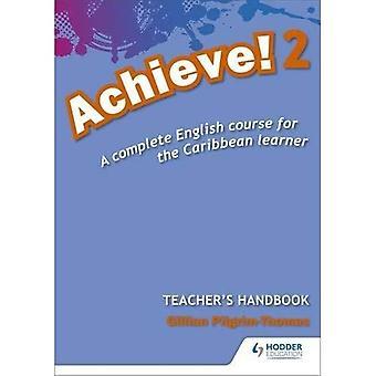 Raggiungere! Insegnante manuale 2: Un corso di inglese per il discente di Caraibi
