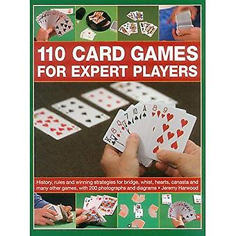110 kortspel för erfarna spelare