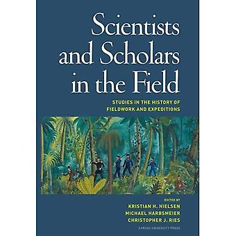 Cientistas e estudiosos no campo