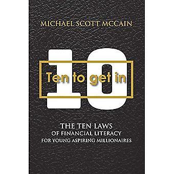 10 para entra: as dez leis da Alfabetização Financeira para jovens aspirantes milionários