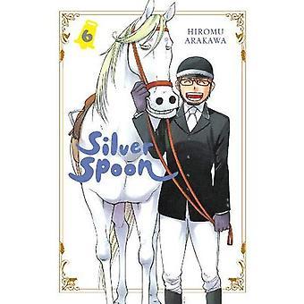 Silver Spoon, Vol. 6