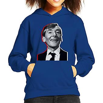 TV Zeiten Kenneth Williams Retro-Kinder Sweatshirt mit Kapuze