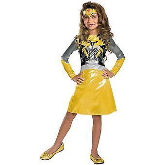 Bumblbee Girl Costume