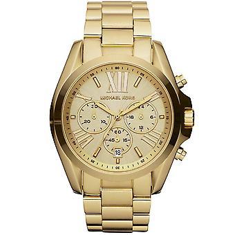 Michael Kors Ladies' Bradshaw Chronograph Watch MK5605