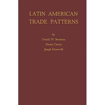 أنماط التجارة في أمريكا اللاتينية. بيرسين & الأميركي دونالد