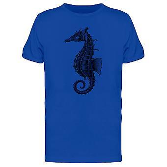 Sea Horse T-Shirt Herren-Bild von Shutterstock