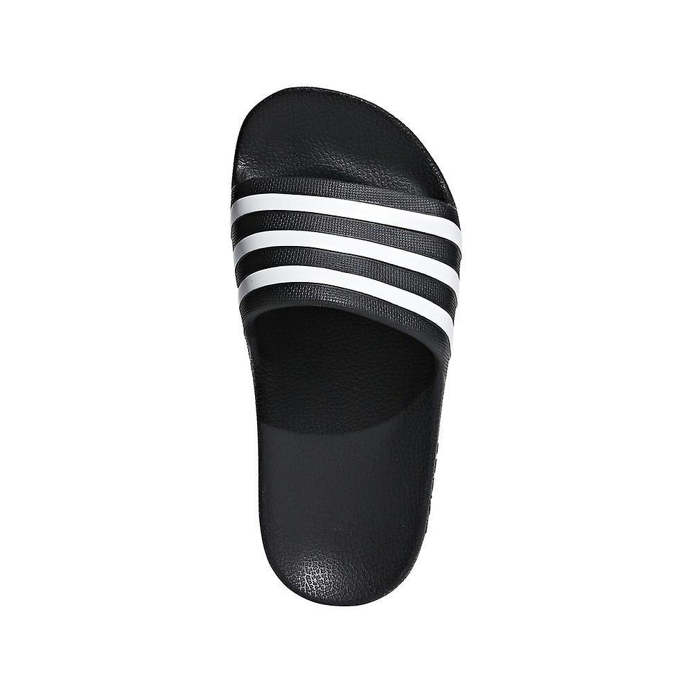 Adidas Adilette Aqua K F35556 Universal Cały Rok Dzieci Buty