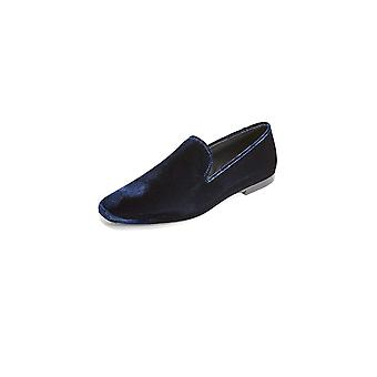 Vince Womens Bray Fabric Closed Toe Loafers