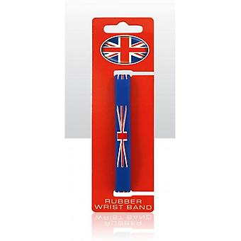 Union Jack Wear Union Jack Silicon Wristband