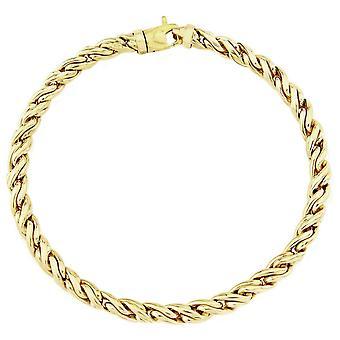 Mark Milton Twisted Bracelet - Yellow Gold